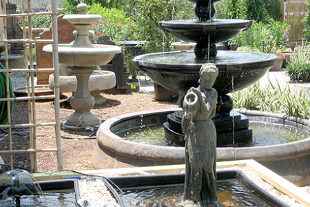 Garden Center West Palm Beach | Why You Should Add a Water Feature to Your Garden