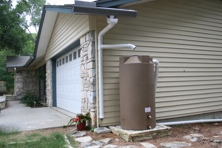 Garden Center West Palm Beach | Rainwater Collection